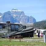 Full Hookup RV sites with 50amp Power
