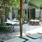 Château de Lunas Restaurant