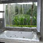 vue de la salle de bain waow