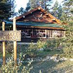 the Lodge & restaurant