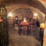 Foto de Osteria La Vecchia Fornace
