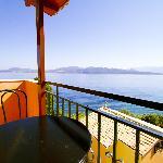 Balkony view
