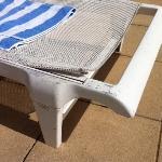 mobilier de piscine .....