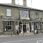 Wetherspoons' refurbished Red Lion, Thetford