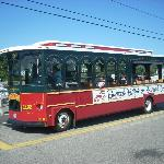 The Ogunquit Trolley is clean, comfortable and convenient.