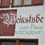 Photo of Weinstube zum Hans