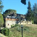The beautiful villa