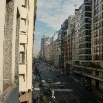 Av. Corrientes vista hacia el Obelisco