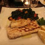 halibu an spinash