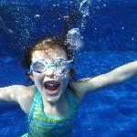 Underwater playground