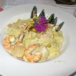 Seafood PFasta