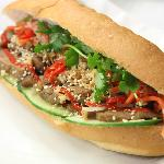 Banh Mi Lemongrass Roast Pork