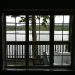 Beautiful view from the main bedroom, unit #706.