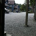 Bring good walking shoes for the long gravel driveway and few paved sidewalks in Ucluelet.