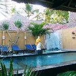 Poolside at Adi's