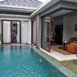 Seminyak Icon Villa - Pool area