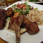 Gallipoli special kebab