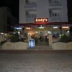Andy's Restaurant & Apart Marmaris / Türkiye