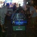 Fooz ball for beer's !!!