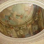 Ceiling in the drawing room