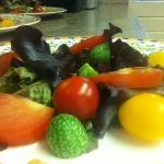 de mooiste groenten uit eigen tuin!
