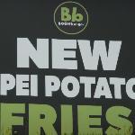 P.E.I fries