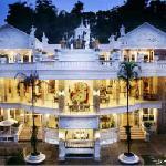Main building of Grand Paradise