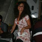 la ristoratrice Letizia, molto simpatica e cortese