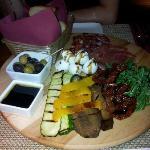 Mixed starter to share - Mmmmm