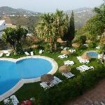 Hotel: zwembad met tuin