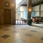 Lobby/Elevator View