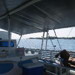 Mactan Island from Plantation Reef