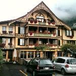 Hotel mit Restaurant