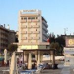 Hotel Diplomat Palace Foto