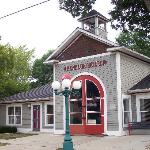 ‪Clear Lake Fire Museum‬