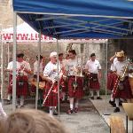 Dia de feira em Sion