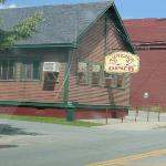 Street view of Anthony's Diner