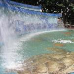 Attraction at the Lumbini Park