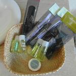 hotel Torreluz Senior - el paquete cosmético