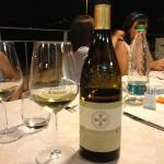 the wine
