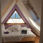 Hotel bedroom (last floor)