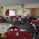 the lantern inn dining room with dance floor