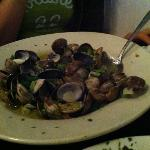 Steamer clams...delicious!