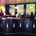 nice modern bar