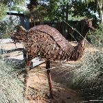 Vatu Sanctuary HOMESTEAD apartment - sculpture