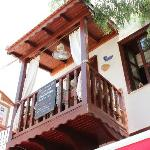 balcony from different angles