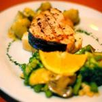 swordfish grilled