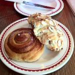 Pastries at La Boulange