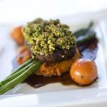 Special eye fillet steak
