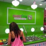 Foto Sweet Frog Premium Frozen Yogurt